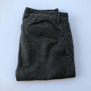Gap khakis color light gray size 30/32 men